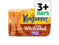 Grocery Delivery London - Kingsmill Tasty Wholemeal Thick Bread 800g same day delivery
