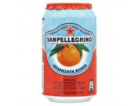 Grocery Delivery London - San-Pellegrino Blood Orange 330ml same day delivery