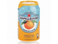 Grocery Delivery London - San-Pellegrino Aranciata 330ml same day delivery