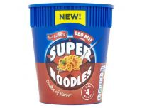 Grocery Delivery London - Batchelors Super Noodles Pot BBQ Beef 75g same day delivery