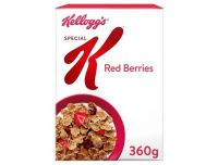 Grocery Delivery London - Kelloggs Special K Red Berries Cereal 360g same day delivery