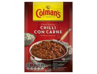 Grocery Delivery London - Colman's Hot Chilli Con Carne 37g same day delivery