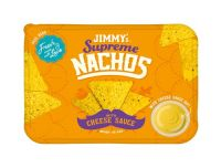 Jimmy's Nachos with Cheese Sauce 200g