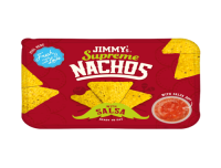 Jimmy's Nachos with Salsa Sauce 200g