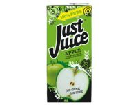 Grocery Delivery London - Just Juice Apple 1L same day delivery