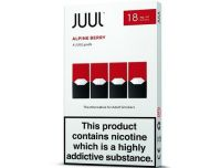 JUUL Pods 4 Pack Alpine Berry 18mg