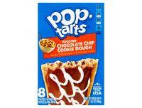 Kellogg's Pop Tarts Grocery Pack Cookie Dough 399g