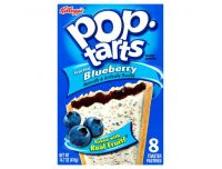 Kellogg's Pop Tarts Grocery Pack Frosted Blueberry 416g