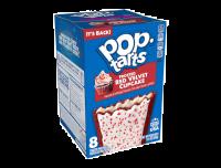 Kellogg's Pop Tarts Grocery Pack Frosted Red Velvet 399g