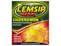Grocery Delivery London - Lemsip Max Strength 5 Sachets same day delivery
