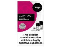 Logic Compact Intense Berry Ripple 18mg