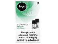 Logic Compact Menthol Flavour 18mg