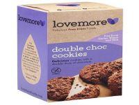 Lovemore Gluten Free Double Choc Chip Cookies 150g