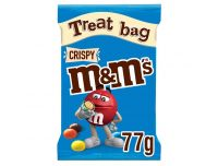 Grocery Delivery London - M&M's Crispy Treat Bag 77g same day delivery