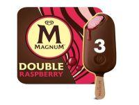 Magnum Double Raspberry 3 x 88ml