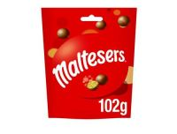Maltesers Chocolate Pouch 102g