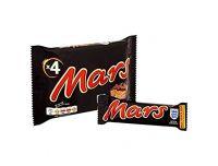 Mars Chocolate Bars 4 Pack
