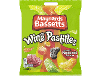 Grocery Delivery London - Maynards Bassets Wine Pastilles 160g same day delivery