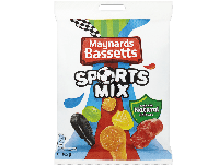 Grocery Delivery London - Maynards Bassetts Sports Mix 165g same day delivery
