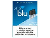 Myblu Liquid Pod Blue Ice 9mg