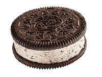 Grocery Delivery London - Oreo Ice Cream Sandwich 4x55ml same day delivery