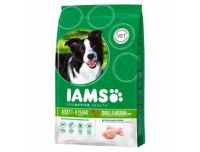 Grocery Delivery London - Iams Cat Food Adult Chicken 1kg same day delivery