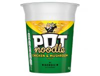 Grocery Delivery London - Pot Noodle Chicken And Mushroom 90g same day delivery