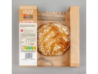 Grocery Delivery London - 60% Rye Bread 250g same day delivery