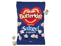 Grocery Delivery London - Butterkist Salted Popcorn 70g same day delivery