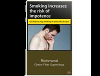 Richmond Green Filter Superkings 20 Pack