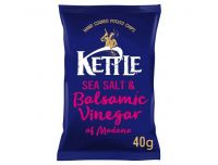 Grocery Delivery London - Kettle Sea Salt & Balsamic Vinegar 40g same day delivery
