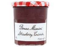 Grocery Delivery London - Bonne Maman Strawberry Jam 320g same day delivery