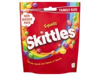 Grocery Delivery London - Skittles Red Original 196g same day delivery
