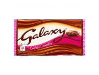 Grocery Delivery London - Galaxy Cookie Crumble 114g same day delivery