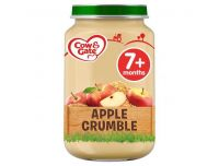 Grocery Delivery London - Cow and Gate Apple Crumble 3 Months 200g same day delivery