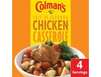 Grocery Delivery London - Colmans Of Norwich Chicken Casserole Mix 40g same day delivery