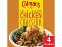 Grocery Delivery London - Colmans Chicken Chasseur Recipe Mix 43g same day delivery