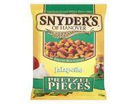 Snyder's Pretzel Pieces Jalapeño 125g