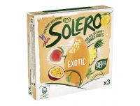 Grocery Delivery London - Solero Exotic Stick 90ml X3 same day delivery