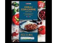 Spar Chipotle Chilli Con Carte With Rice 450g