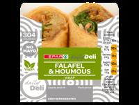 Spar Falafel & Houmous Wrap