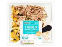 Spar Tuna & Sweetcorn Pasta Salad 250g