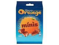 Terrys Chocolate Orange Minis Sharing Bag 125g