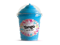 Tango Ice Blast Regular Frozen Fanta Raspberry 341ml