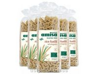 Grocery Delivery London - Amisa Gluten Free Fusilli Whole Grain Pasta 500g same day delivery
