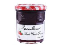 Grocery Delivery London - Bonne Maman Redfruits Jam 370g same day delivery