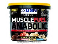 USN Anabolic Muscle Fuel Variety Pack 5.32Kg