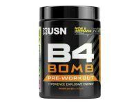USN B4Bomb Pre-Workout Orange 300g