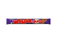 Cadbury Wispa Duo Chocolate Bar 51g