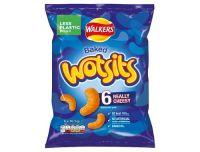 Wotsits Cheese Crisps 6 Pack